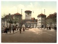Isar Gate, Munich, Bavaria, Germany-LCCN2002696148.tif