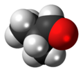 Isobutyraldehyde 3D spacefill.png