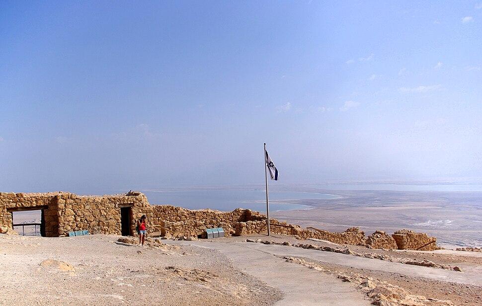 Israel Masada BW 3