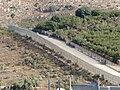 Israel border in Majdal Shams, Golan Heights, 2017 09.jpg
