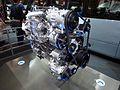 Isuzu Motors ERGA 4HK1-TCS Engine at Tokyo Motor Show 2015.jpg