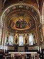 Italie, Modène, Duomo ou Cattedrale di Santa Maria Assunta in Cielo e San Geminiano (XIIe - XIIIe siècles), Détail de l'abside cenrale (50244857178).jpg
