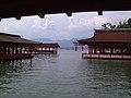 Itsukushima Shrine 2 - panoramio.jpg