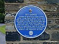 Ivy Lodge wall plaque - geograph.org.uk - 271464.jpg