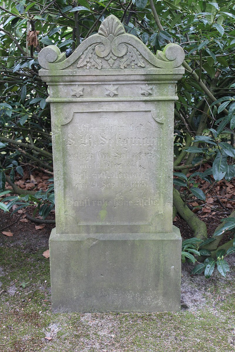 Jüdischer Friedhof Rotenburg Wümme 2011 PD 23.jpg