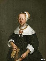 Grietje Veen (geb. 1645)