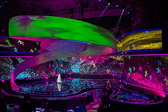 Junior Eurovision Song Contest 2016 - Stage design of the contest