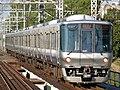 8 / JR西日本223系電車
