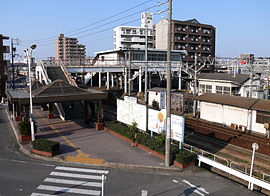 JR Central of Kyowa Station 02.JPG