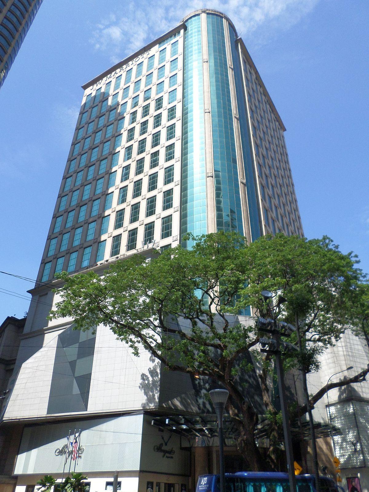 Jw Marriott Kuala Lumpur Wikipedia