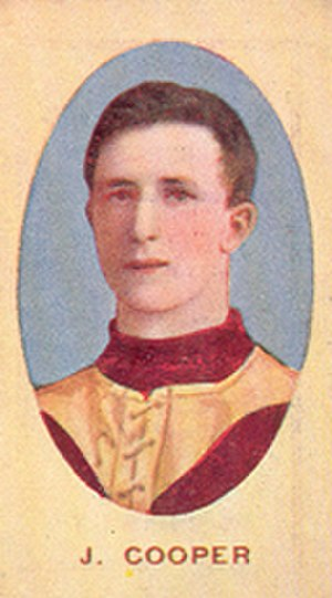 Jack Cooper (Australian rules footballer) - Image: Jack Cooper