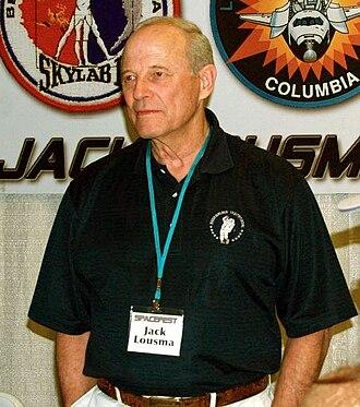 Jack R. Lousma - Jack Lousma, February 2009
