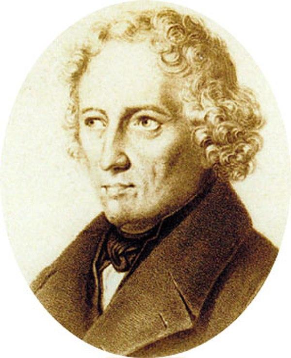 Photo Jacob Grimm via Wikidata
