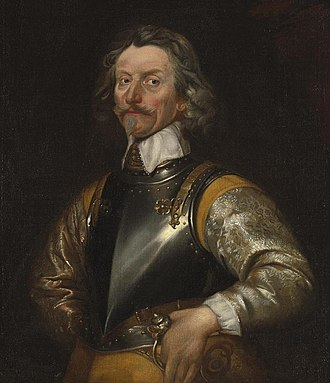 Jacob Astley, 1st Baron Astley of Reading - Image: Jacob Astley, 1st Baron Astley of Reading