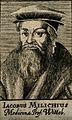 Jacob Milich. Line engraving, 1688. Wellcome V0004013.jpg