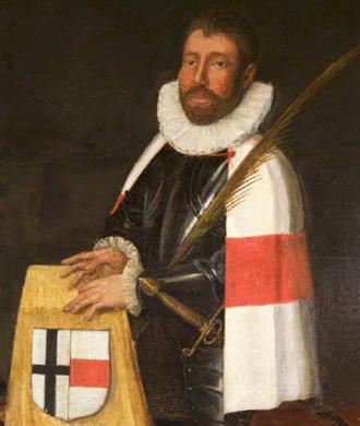 Bailiwick of Utrecht - Jacob Taets van Amerongen, land commander in 1579–1612