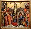 Jacobello da fiore, crocifissione, 1395-1400 ca.jpg