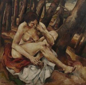 Willy Jaeckel - Image: Jaeckel Nude