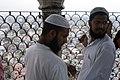 Jama Masjid, Muslim men, Old Delhi, India.jpg