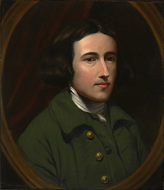 Benjamin West - Self-Portrait (National Portrait Gallery in Washington, D.C.)
