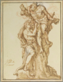 Jan Claudius de Cock - Apollo flaying Marsyas.tiff