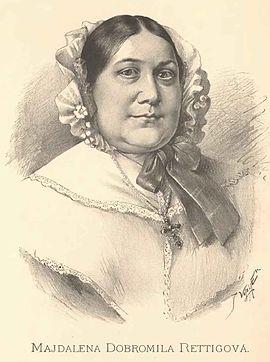 Magdalena Dobromila Rettigová
