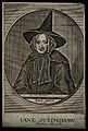 Jane Scrimshaw, died aged 126. Line engraving, 1710. Wellcome V0007225ER.jpg