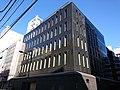 Japan Securities Finance headquarters, at Nihonbashi-Kayabacho, Chuo, Tokyo (2019-01-02).jpg