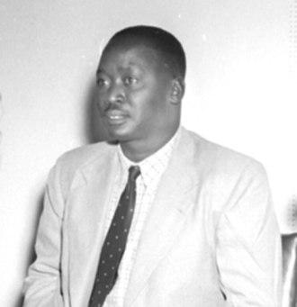 Deputy President of Kenya - Image: Jaramogi Oginga Odinga (cropped)