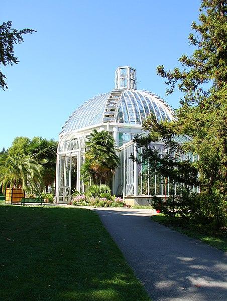 File jardin botanique wikimedia commons for Meuble de jardin geneve