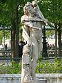 Jardin des Tuileries - Statue - Faune.JPG