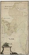 100px jarlsberg og larviks amt nr 11  kart over vall%c3%b8 saltverk med omegn%2c 1780