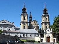 Jarosław kościół dominikanów.JPG