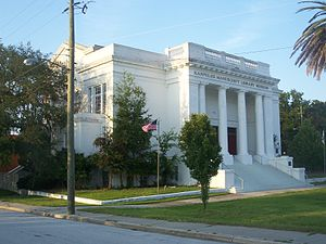 Karpeles Manuscript Library Museum (Jacksonville) - Image: Jax FL Karpeles Library Museum 02