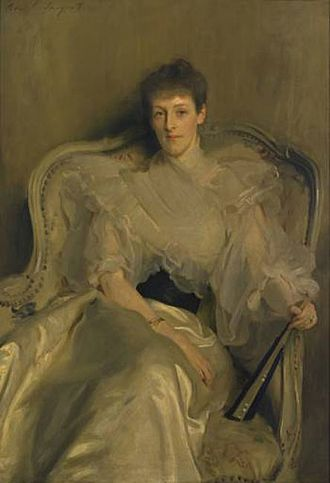 Ian Hamilton (British Army officer) - Jean, Wife of Colonel Ian Hamilton, John Singer Sargent, 1896