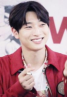 Jeong Jinwoon South Korean singer and actor