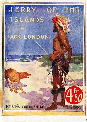 Jerry of the Islands - Image: Jerry of the Islands by Jack London