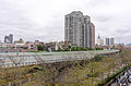 Jianguo South Road Section 2 View from NTU Gym North Side 20150301a.jpg