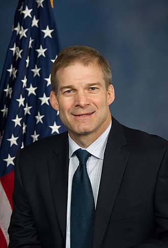 Ohio's congressional districts - Image: Jim Jordan official photo, 114th Congress