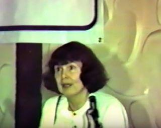 Joan Kennedy Taylor American journalist
