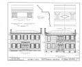 Jockey Club, 814 Franklin Street, Alexandria, Independent City, VA HABS VA,7-ALEX,45- (sheet 2 of 7).png