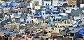 Jodhpur-16-von Mehrangarh Fort-blaue Stadt-2018-gje.jpg