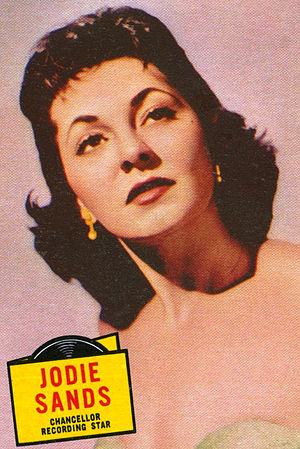 Jodie Sands - Sands in 1957.