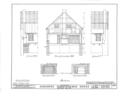 Johannes Hardenbergh House, Kerhonkson, Ulster County, NY HABS NY,56-KER,1- (sheet 3 of 9).png