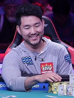 John Cynn American poker player