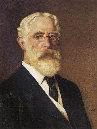 John George Brown - John George Brown Self-portrait, 1908