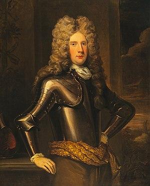 Lord John Hay (Scottish Army officer) - Lord John Hay, portrait by John Baptist Medina