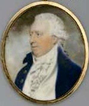 John Delaval, 1st Baron Delaval - Lord Delaval