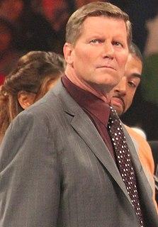 John Laurinaitis American professional wrestler and producer