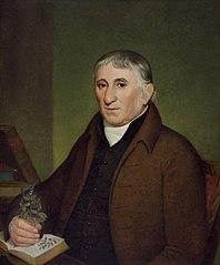 Portrait of Jacob Ritter, Sr.